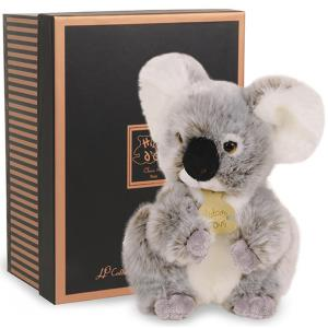 Histoire d'ours - HO2218 - Les authentiques - koala - taille 20 cm - boîte cadeau (274090)