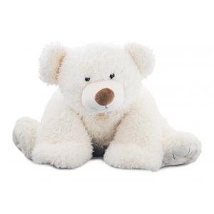 Histoire d'ours - HO2532 - Peluche pat'ours - blanc - taille 90 cm (302870)