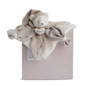 Doudou et compagnie - DC2922 - Collector ours taupe - taille 24 cm (305768)