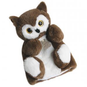 Histoire d'ours - HO2590 - Les Marionnettes - DOUCE MARIONNETTE - Chouette (306130)