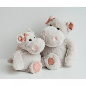 Histoire d'ours - HO2628 - Collection Happy Family - HIPPO GIRL - 25 CM (334326)