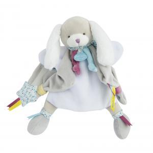 Doudou et compagnie - DC3082 - Marionnette - chien toopi boy - taille 28 cm (334342)