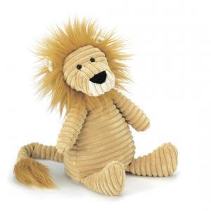 Jellycat - ROY3LNN - Peluche lion Cordy Roy - l = 15 cm x H =38 cm (336230)