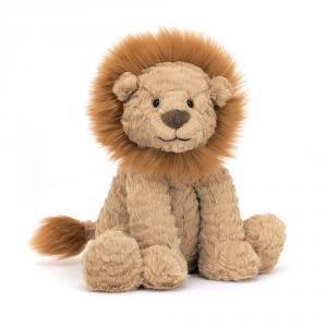 Jellycat - FW6LN - Peluche lion Fuddlewuddle - L = 8 cm x l = 13 cm x H =23 cm (336820)