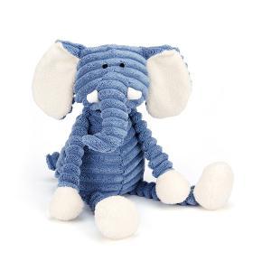 Jellycat - SR4EL - Peluche Cordy Roy Bébé Elephant - 34 cm (337266)