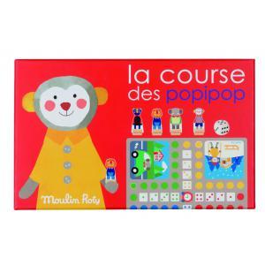 Moulin Roty - 661309 - La course des Popipop Les Popipop (340980)