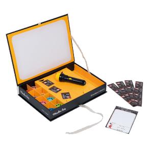 Moulin Roty - 711114 - Coffret cinéma luxe (32 disques) Les petites merveilles (383286)