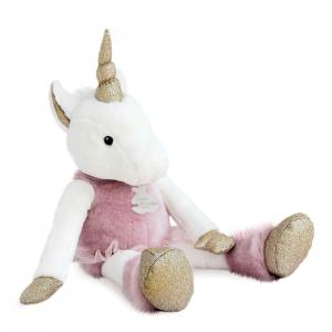 Histoire d'ours - HO2853 - Collection Happy Family - TWIST - Licorne 60 cm (385890)