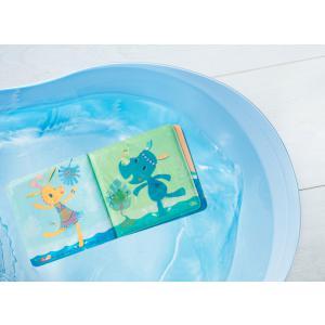 Lilliputiens - 83092 - Anatole SPLASH Le livre de bain magique * (397930)