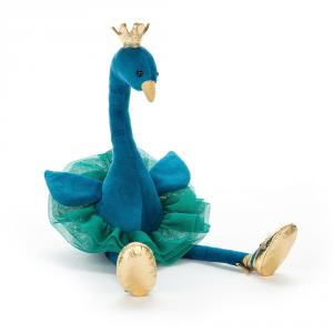 Jellycat - FA2LP - Fancy Peacock Large - 56  cm (400042)