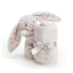 Jellycat - BBL4BS - Blossom Silver Bunny Soother -34 cm (400612)
