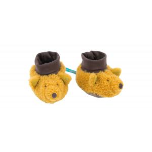 Moulin Roty - 714010 - Chaussons renard Le Voyage d'Olga (411100)