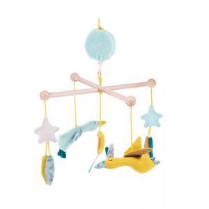 Moulin Roty - 714056 - Mobile musical croisillon Le Voyage d'Olga (411120)