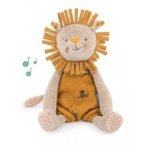 Moulin Roty - 669041 - Poupée musique lion Sous mon baobab (414302)