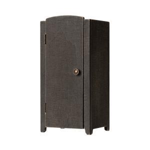 Maileg - 11-9000-00 - Armoire Vintage avec étagères miniature, Mini -  22 cm  (414376)