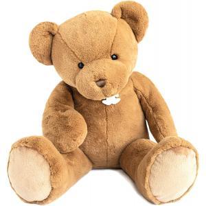 Histoire d'ours - HO2920 - Peluche ours titours - marron - taille 135 cm (416112)