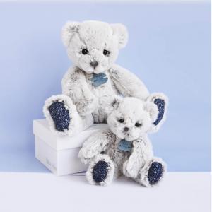 Histoire d'ours - HO2944 - Copain calin ours - taille 40 cm - boîte cadeau (416146)