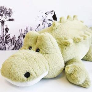 Histoire d'ours - HO2928 - Peluche croco'doux - taille 80 cm (416158)