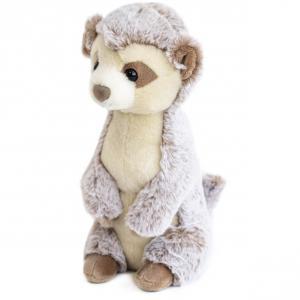 Histoire d'ours - HO2954 - Peluche suricate  - taille 25 cm (416178)