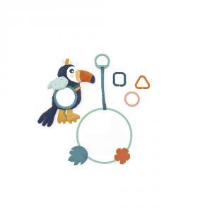 Kaloo - K969579 - Hochet miroir Alban Le Toucan (417668)