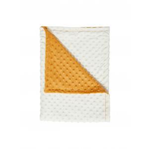 Elva Senses - 146 - Tawny Olive Bubble Blanket - Mustard/White (418730)