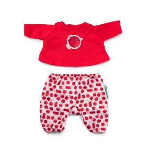 Lilliputiens - 83176 - Pyjama  Rouge-gorge (421510)