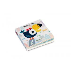 Lilliputiens - 83189 - VROOOM - Livre sonore & tactile (421528)