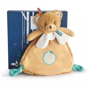 Doudou et compagnie - DC3638 - Tiwipi ours - doudou  - taille 23 cm (428026)
