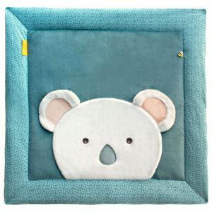 Doudou et compagnie - DC3684 - Tapidou - yoca le koala  - taille 100x100 cm (428110)