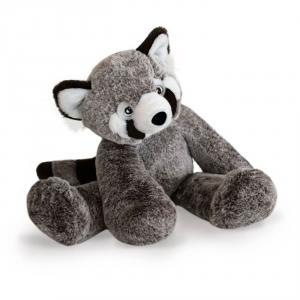 Histoire d'ours - HO3011 - Peluche sweety mousse grand modèle - panda roux  - taille 40 cm (428182)