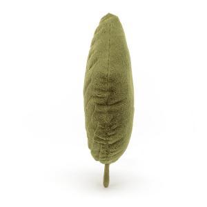 Jellycat - LEAF2B - Peluche feuille de hêtre Woodland - l = 25 cm x H =41 cm (452476)