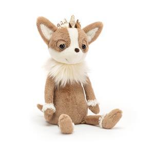 Jellycat - PR2CHI - Peluche chien Chihuahua Princess - l = 8 cm x H =31 cm (452624)