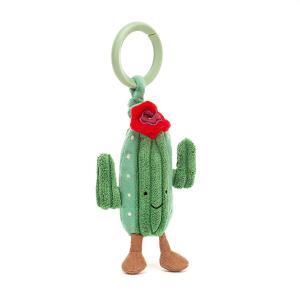 Jellycat - AJ4CA - Anneau peluche cactus Amuseable - l = 6 cm x H =11 cm (452806)