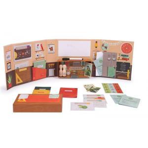 Moulin Roty - 710416 - Coffret Ecole Les coffrets métiers (455004)