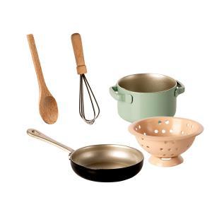 Maileg - 11-0112-00 - Set de cuisine miniature - Hauteur : 8 cm (455104)