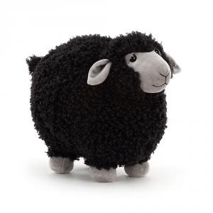 Jellycat - ROL2SB - Rolbie Sheep Black - l = 19 cm x H =28 cm (455812)