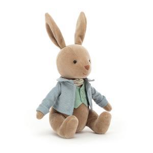 Jellycat - JASP2R - Jasper Rabbit - L = 13 cm x l = 12 cm x H =23 cm (455820)