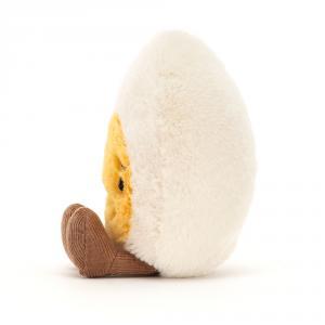 Jellycat - BE6SOR - Boiled Egg Sorry - l = 8 cm x H =14 cm (455834)