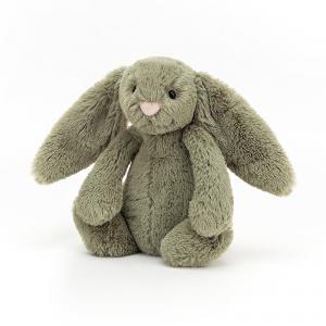 Jellycat - BASS6FERN - Bashful Fern Bunny Small - l = 9 cm x H =18 cm (455848)
