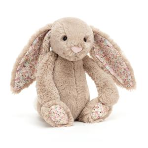Jellycat - BLN3BB - Blossom Bea Beige Bunny Medium - l = 12 cm x H =31 cm (455850)