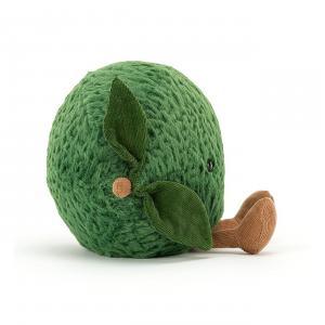 Jellycat - A2LI - Peluche citron Amuseable - l = 22 x H = 15 cm (457334)
