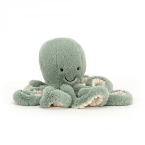 Jellycat - ODYL2OC - Peluche octopus Odyssey Little - l = 11 x H = 23 cm (457420)