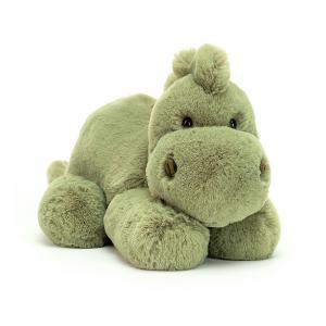 Jellycat - HUG2DINOL - Peluche dinosaure Huggady Large - l = 19 x H = 32 cm (457424)