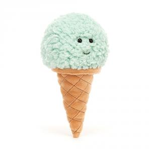 Jellycat - ICE6MINT - Irresistible Ice Cream Mint (457432)