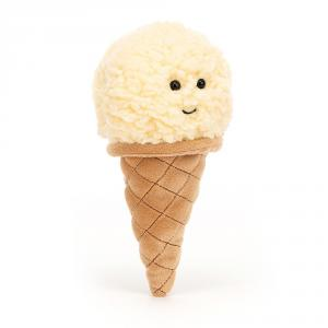 Jellycat - ICE6VAN - Irresistible Ice Cream Vanilla (457436)
