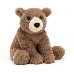 Jellycat - WOOD3B - Peluche ours Woody - H = 20 cm (457470)