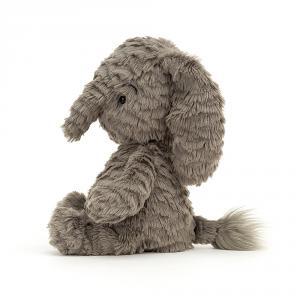 Jellycat - SQU3E - Peluche elephant Squishu - l = 10 x H = 20 cm (457518)