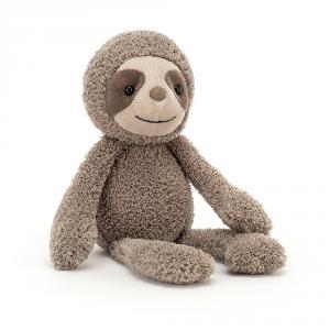 Jellycat - WOO3SL - Woogie Sloth (457548)