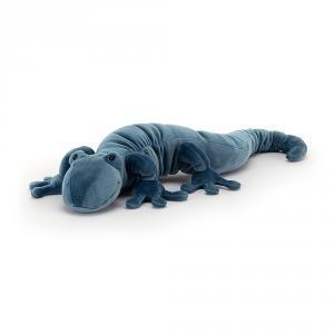 Jellycat - ZIG2G - Peluche gecko Zigzag - l = 54 x H = 8 cm (457550)