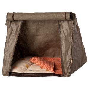Maileg - 11-1406-00 - Tente de Camping chaleureuse pour Souris -  17,5 cm  (460930)